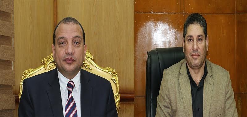 تعيين خالد النسر قائما بأعمال عميد كلية الدراسات العليا للعلوم المتقدمة ببني سويف