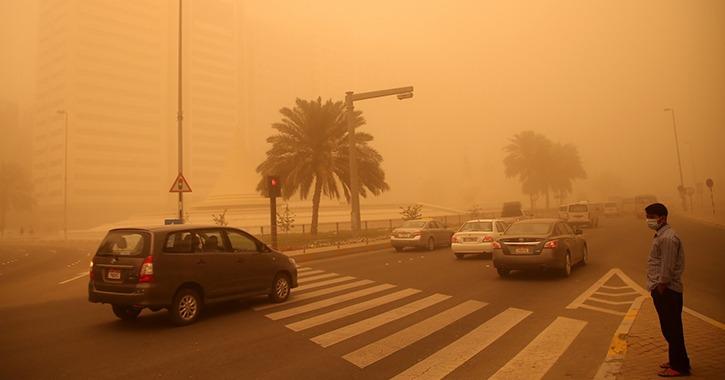 بسبب العاصفة الترابية.. طوارئ بمستشفيات جامعة أسيوط وهذه نصائح الوقاية