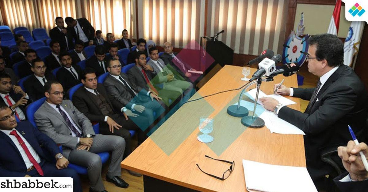 خاص.. كواليس اجتماع الـ90 دقيقة بين وزير التعليم العالي ورؤساء اتحاد الطلاب
