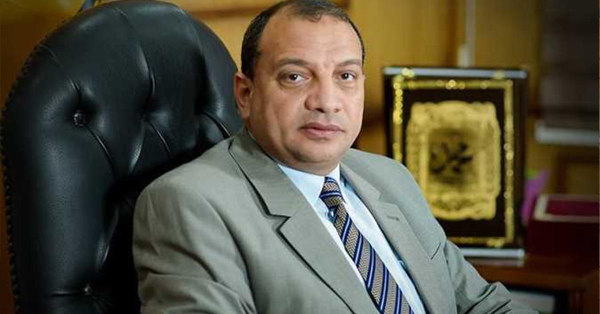 معلومات عن رئيس جامعة بني سويف الدكتور منصور حسن