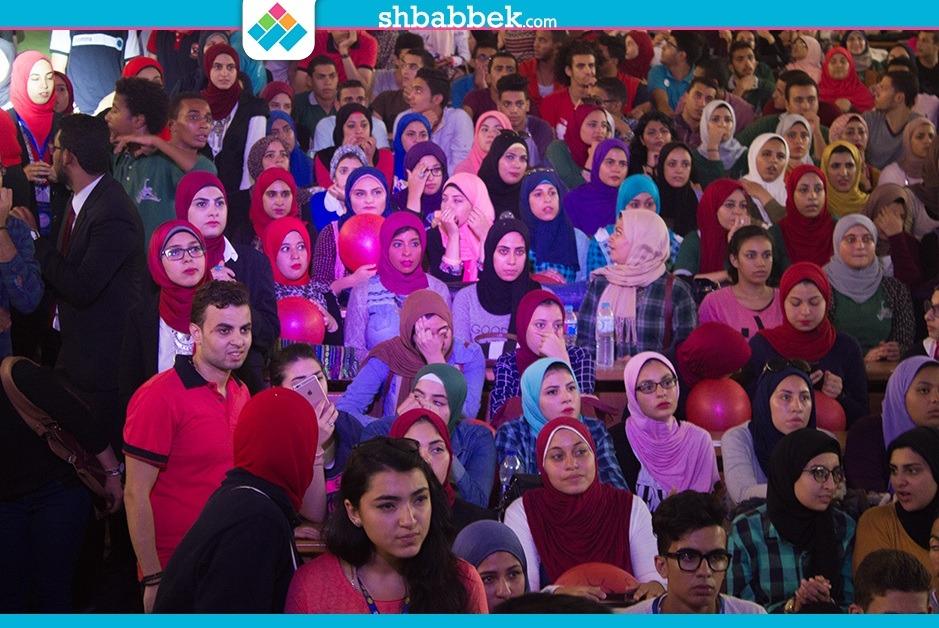 حفل ختام أنشطة اتحاد طلاب آداب عين شمس