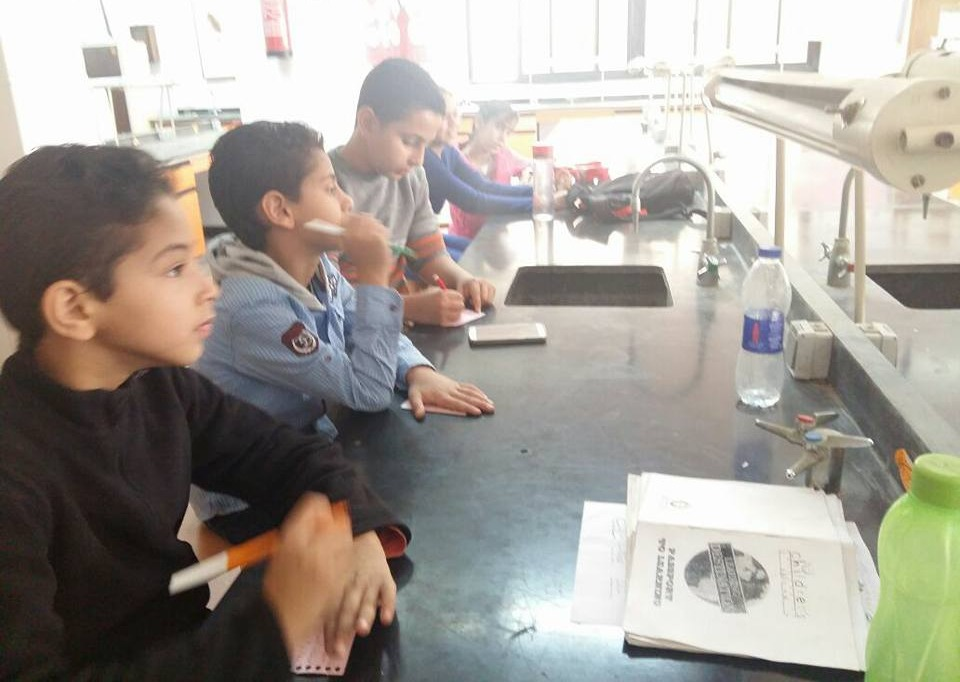 طلاب جامعة الطفل يزورون متحف العلوم بـ«قناة السويس»