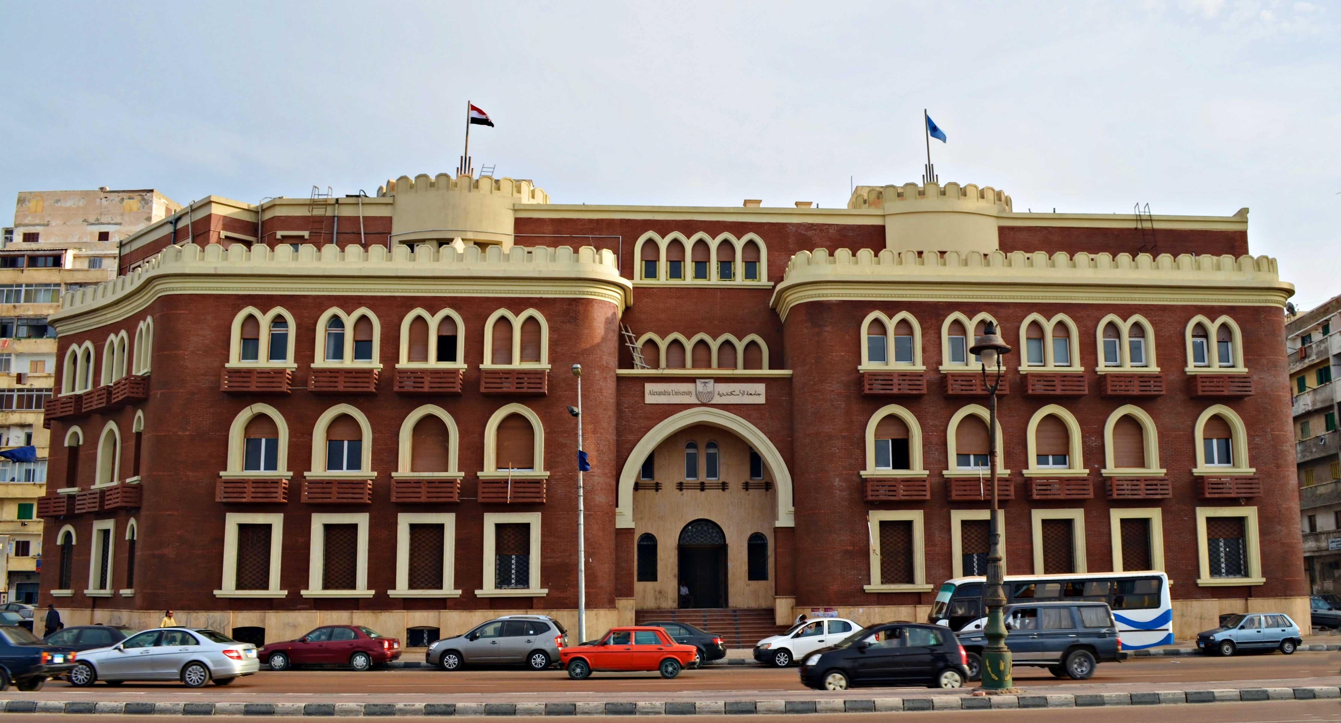الدراسة أونلاين وقرارات جامعة الإسكندرية الجديدة