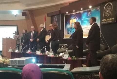 افتتاح ملتقى التوظيف الـ17 لطلاب وخريجي جامعة حلوان (صور)
