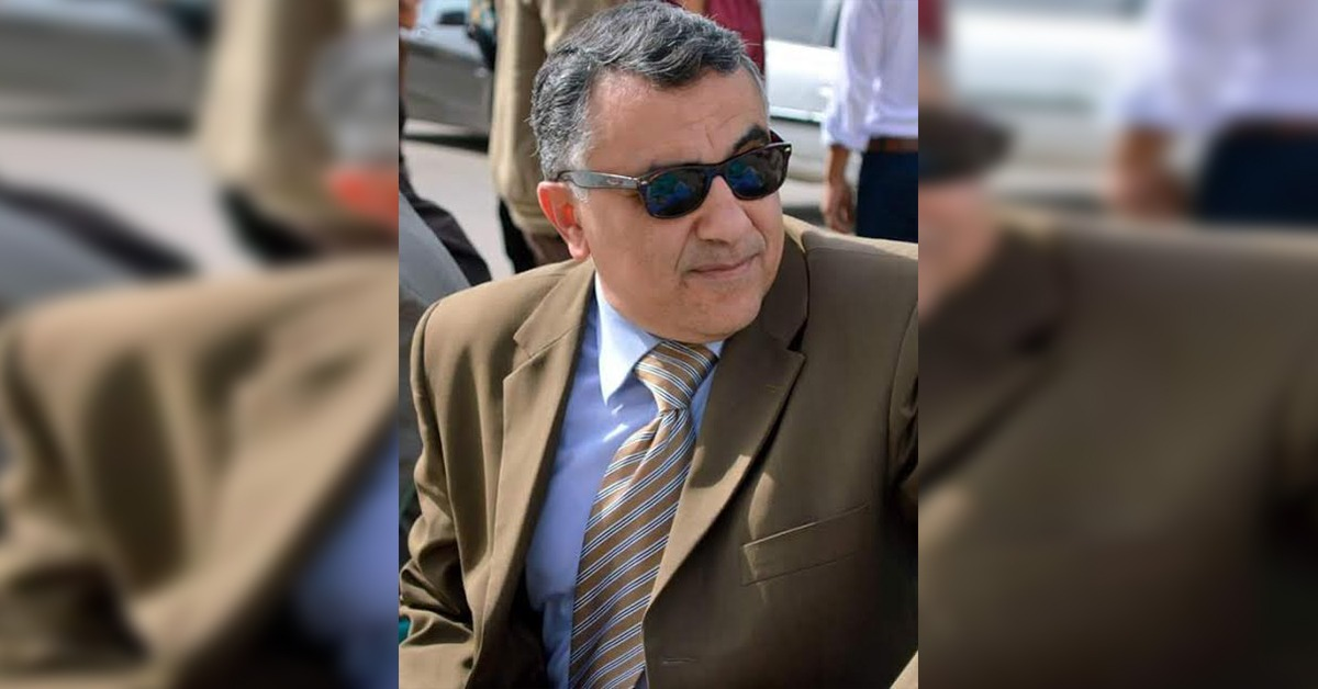 تعيين الدكتور خالد عطا الله نائبا لرئيس جامعة الفيوم