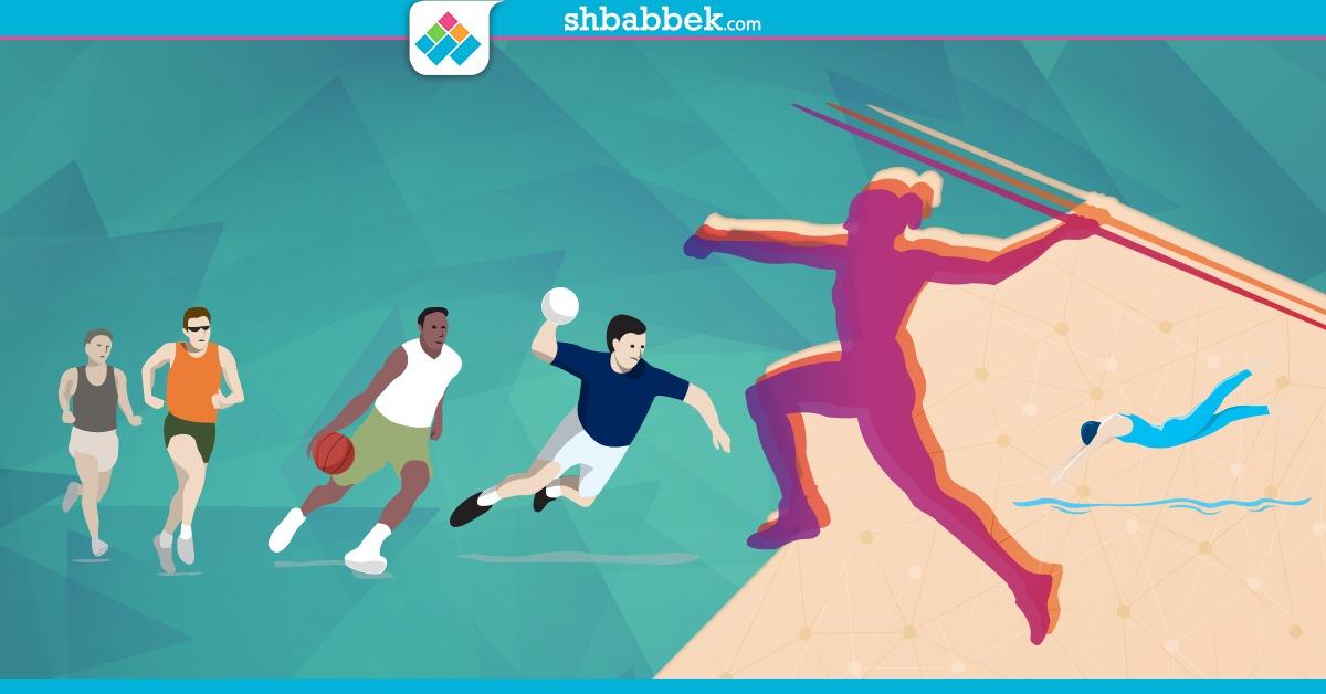 الأوراق والملابس المطلوبة لإجراء اختبارات القبول بكلية التربية الرياضية