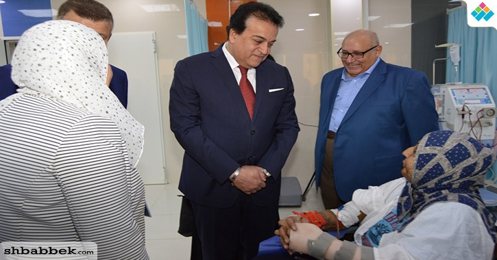 وزير التعليم العالي: 18 مليون مستفيد من خدمات مستشفيات جامعة عين شمس