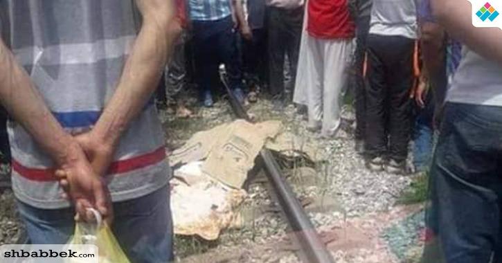 مصرع طالبة بجامعة الأزهر تحت عجلات القطار