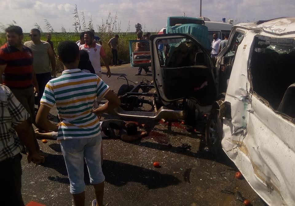 وفاة 4 مواطنين وإصابة العشرات في حوادث خلال العيد (صور)