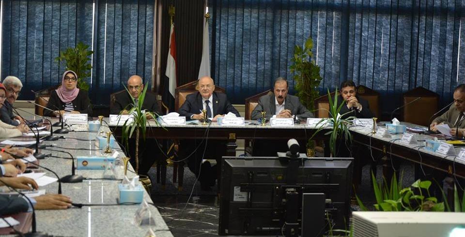عبدالحكيم نور الدين رئيسا للجنة المشرفة على انتخابات الاتحاد بجامعة الزقازيق