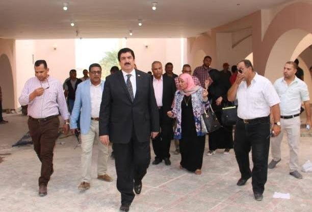 رئيس جامعة بنى سويف: نهدف إلى الارتقاء بالمدن الجامعية للمستوى الفندقي