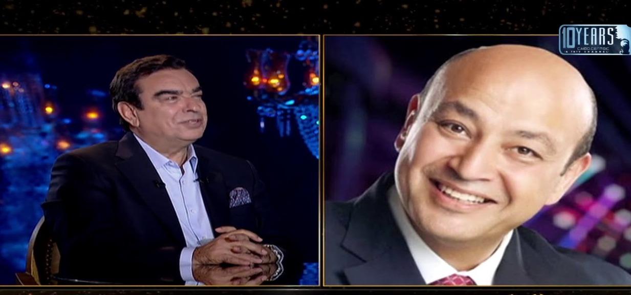 جورج قرداحي: أرفض أسلوب عمرو أديب في تقديم برنامجه (فيديو)