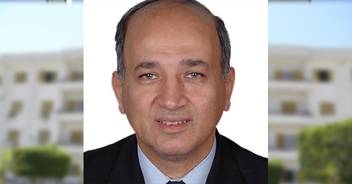 تعيين الدكتور بدر نبيه نائبا لرئيس جامعة بني سويف لشئون خدمة المجتمه