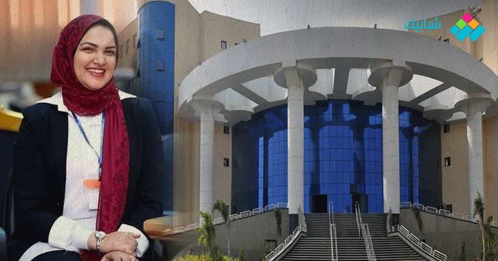 تربّت على المناظرات.. حكاية الطالبة المثالية في جامعة كفر الشيخ نرمين محمد