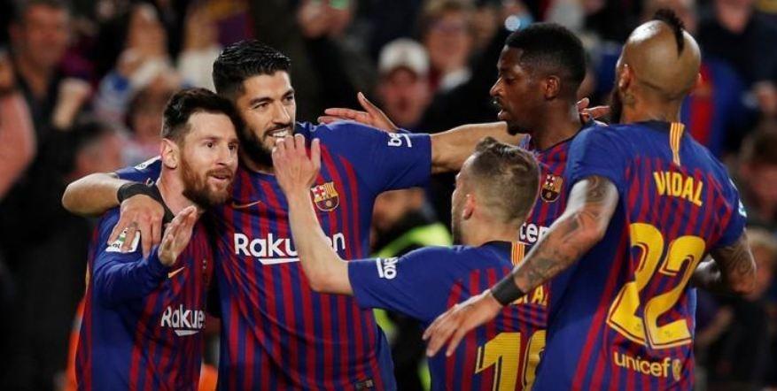إصابة نجم برشلونة قبل لقاء ليفربول في دوري الأبطال