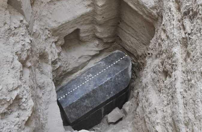 تابوت الإسكندرية.. معلومات عن الاكتشاف الأثري الكبير