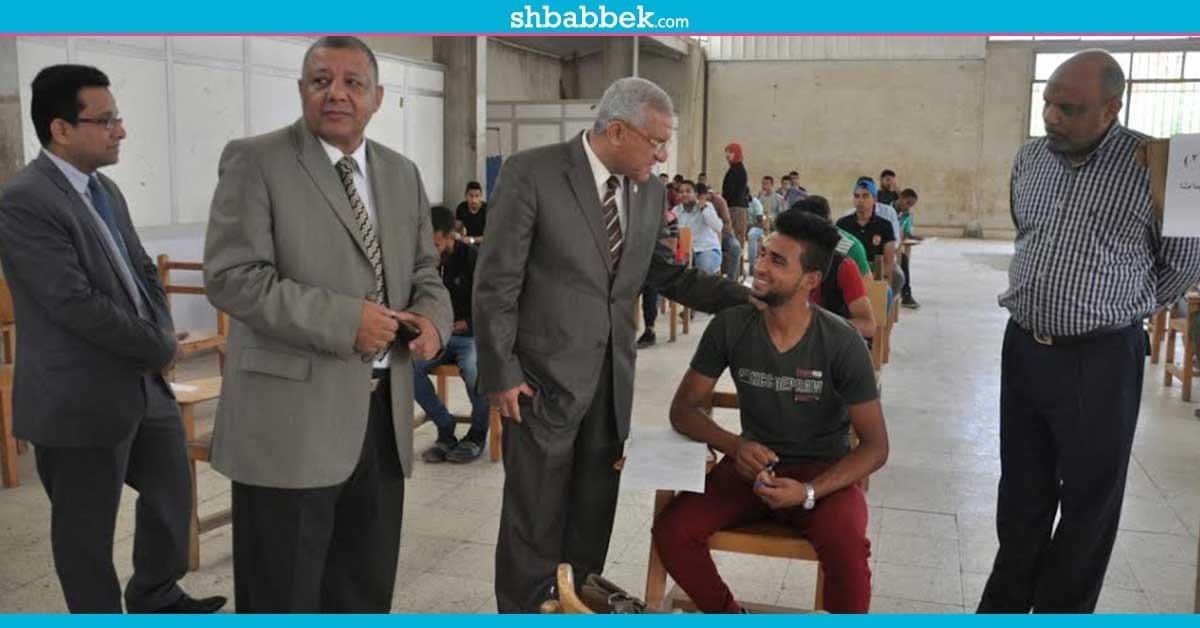 عقوبتهم الإنذار والتأديب.. ضبط 40 حالة غش في كليات جامعة المنيا
