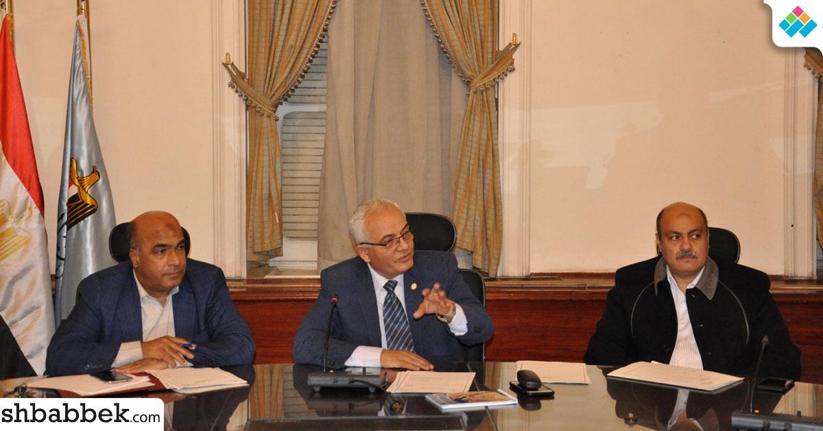 وزارة التربية والتعليم تعقد اجتماعا لمجلس أمناء مدارس المتفوقين «STEM»