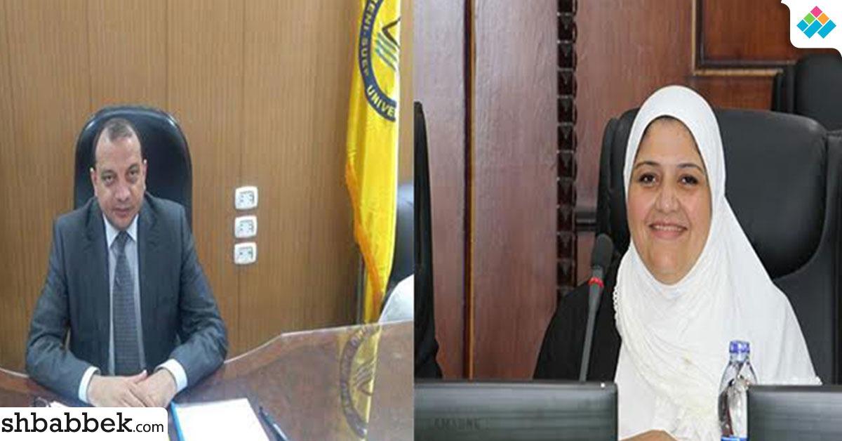 قرار جمهوري بتعيين هبة فاروق عميدًا لكلية الصيدلة جامعة بني سويف