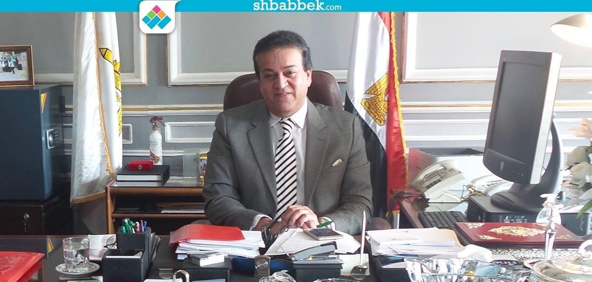 التعليم العالي: تعيين 4 عمداء جدد بالجامعات المصرية