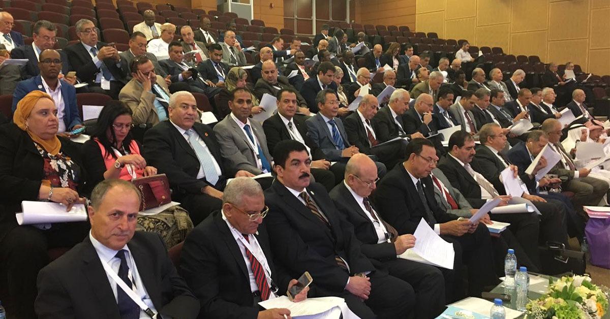 التعليم العالي تهنئ عمرو سلامه بعد فوزه بمنصب أمين عام اتحاد الجامعات العربية