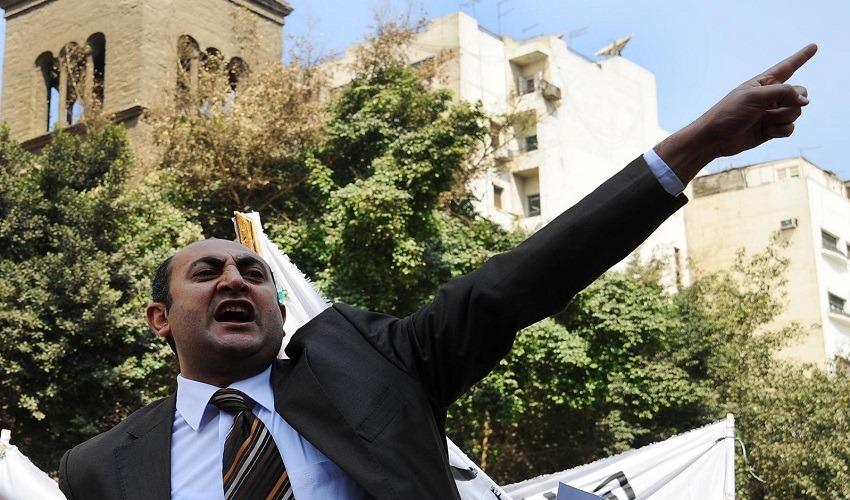 حبس «خالد علي» 3 أشهر بتهمة ارتكاب فعل فاضح