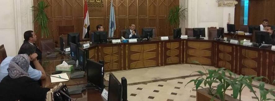 جامعة الإسكندرية بمطروح تستعد لامتحانات الفصل الدراسي الثاني