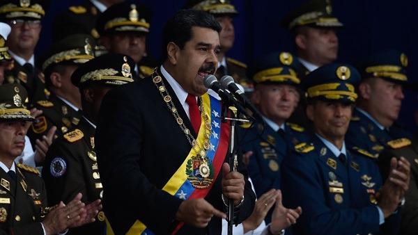 معلومات عن رئيس فنزويلا الذي تعرض لمحاولة اغتيال بالطائرات