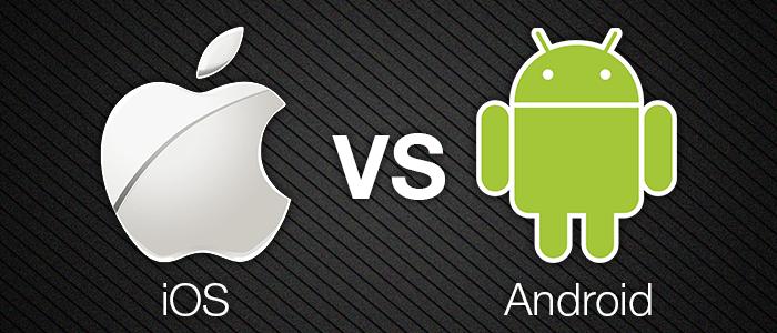 لو هتشتري هاتف جديد.. اعرف الفرق بين «أندرويد» و«آي أو اس»
