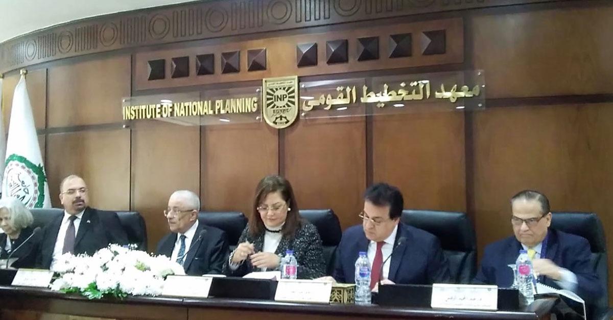 وزير التعليم العالي يفتتح مؤتمر «التعليم في الوطن العربي في الألفية الثالثة»