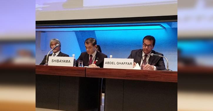 وزير التعليم العالي يشارك في منتدى العلوم والتكنولوجيا باليابان
