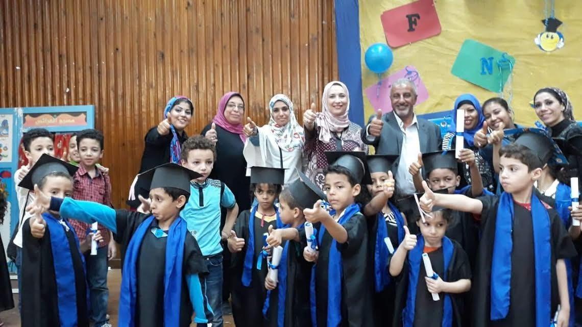 يوم ترفيهي لذوي الاحتياجات الخاصة في جامعة عين شمس