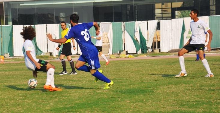 23 أكتوبر.. انطلاق دوري الجامعات لكرة القدم