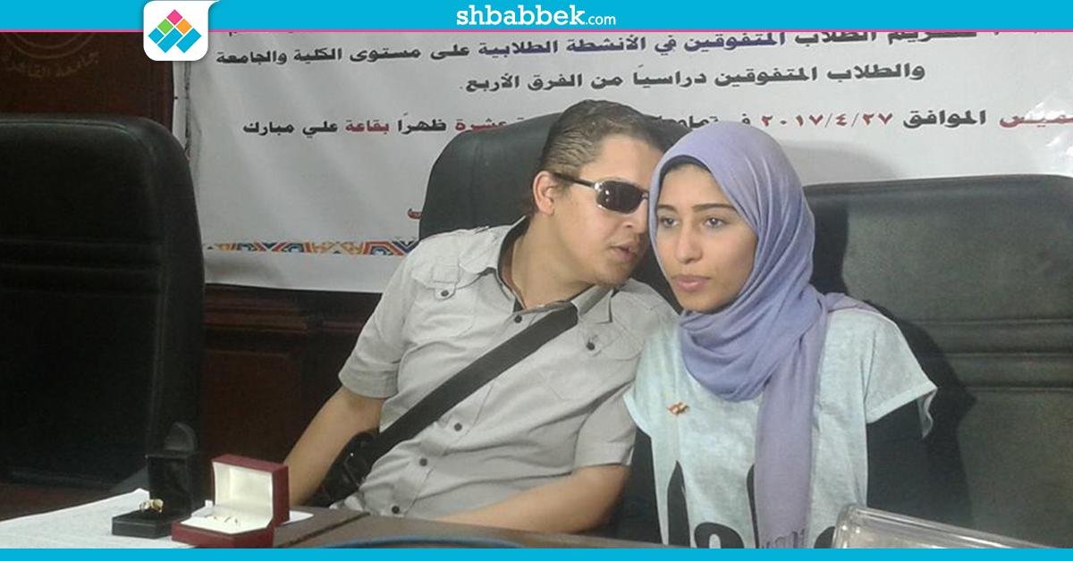 http://shbabbek.com/upload/حُب الدراعمة.. حكاية خطوبة «شادي وجهاد» في دار علوم القاهرة