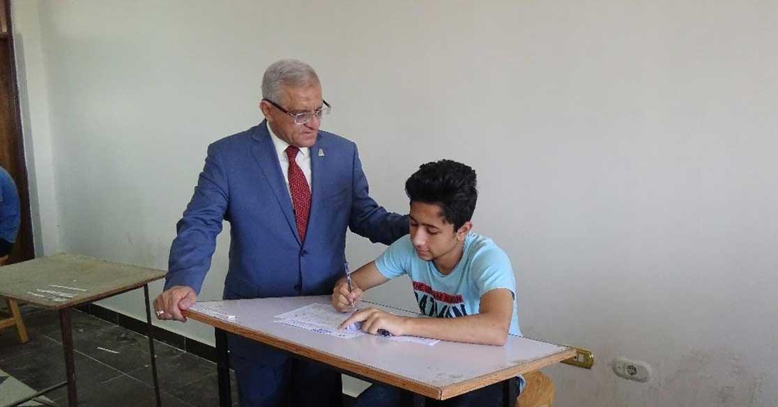 ضبط 26 حالة غش جديدة في امتحانات جامعة المنيا
