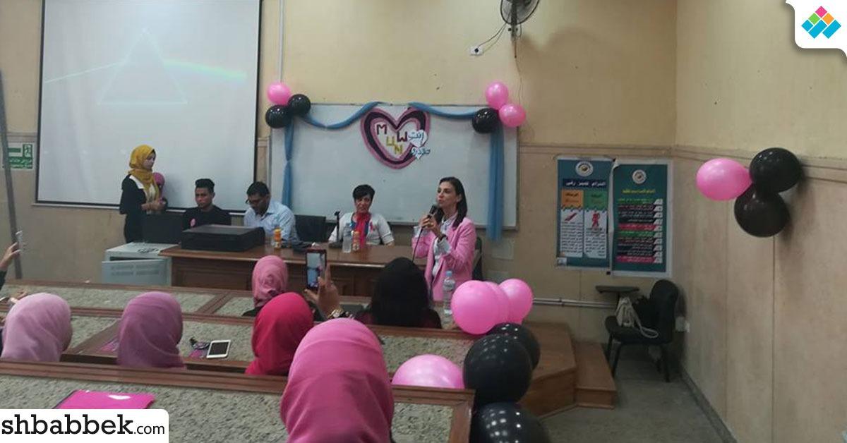أستاذ بجامعة القاهرة يشرح أعراض سرطان الثدي وطرق الوقاية من المرض