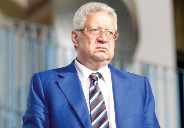 مرتضى منصور يهاجم «عبد الحفيظ» بسبب مباراة المقاصة