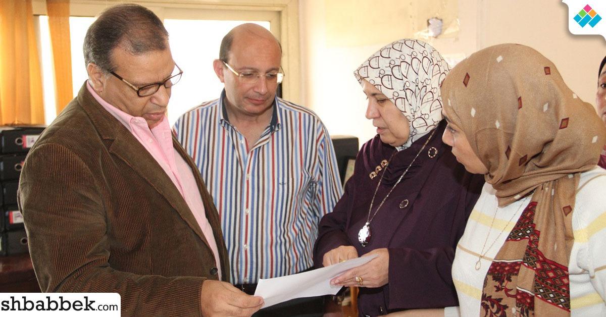 30 ألف استمارة لترشح طلاب جامعة عين شمس لانتخابات الطلاب