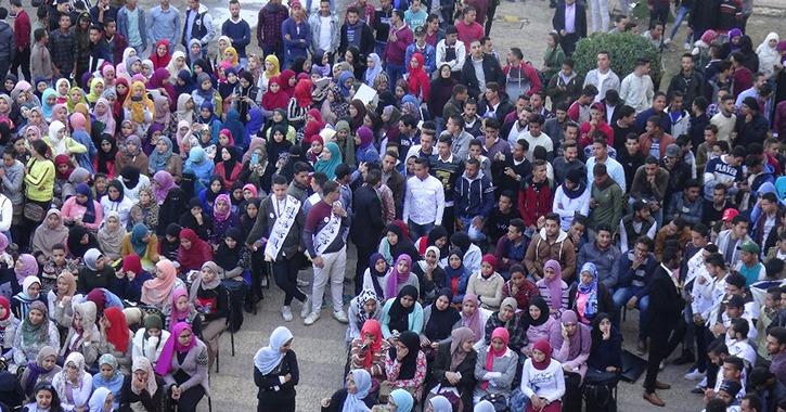 http://shbabbek.com/upload/«آداب بتفرح».. مهرجان طلابي في جامعة المنيا