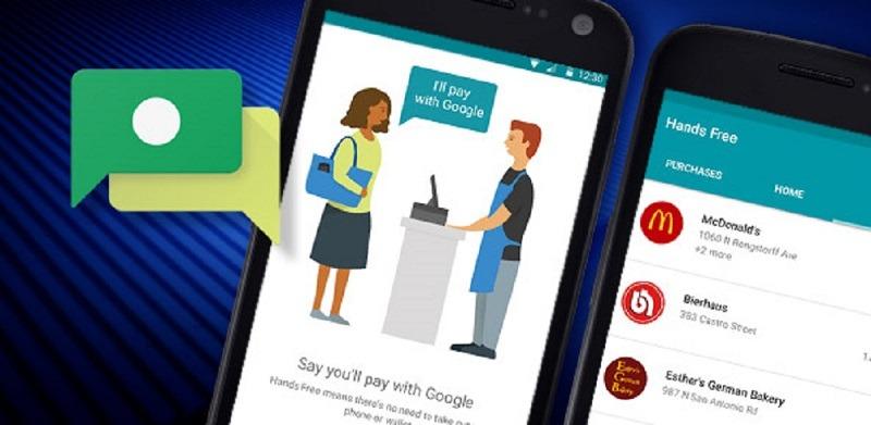 «Pay with Google».. خدمة دفع جديدة تطرحها جوجل