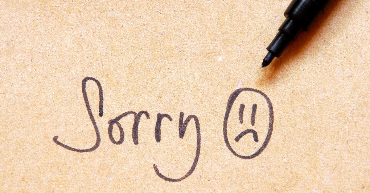 للمتزوجين.. مش ضروري تقول «أنا آسف» بس إزاي تعتذر بشياكة