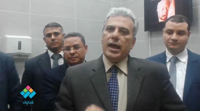 رئيس جامعةالقاهرة جابر جاد نصار يتحدث عن الأم