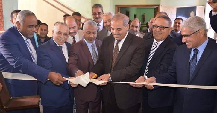 افتتاح أول حاضنة أعمال في جامعة الأزهر