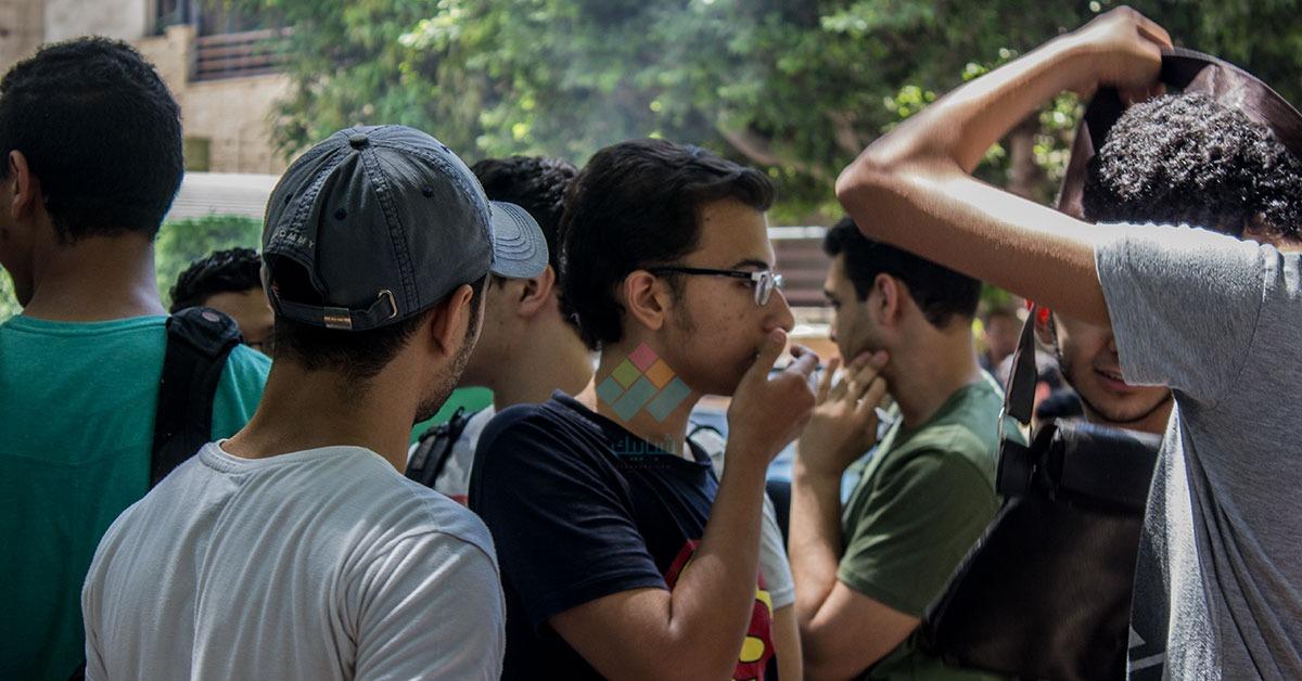 طلاب الثانوية العامة للوزير: «خليك راجل»