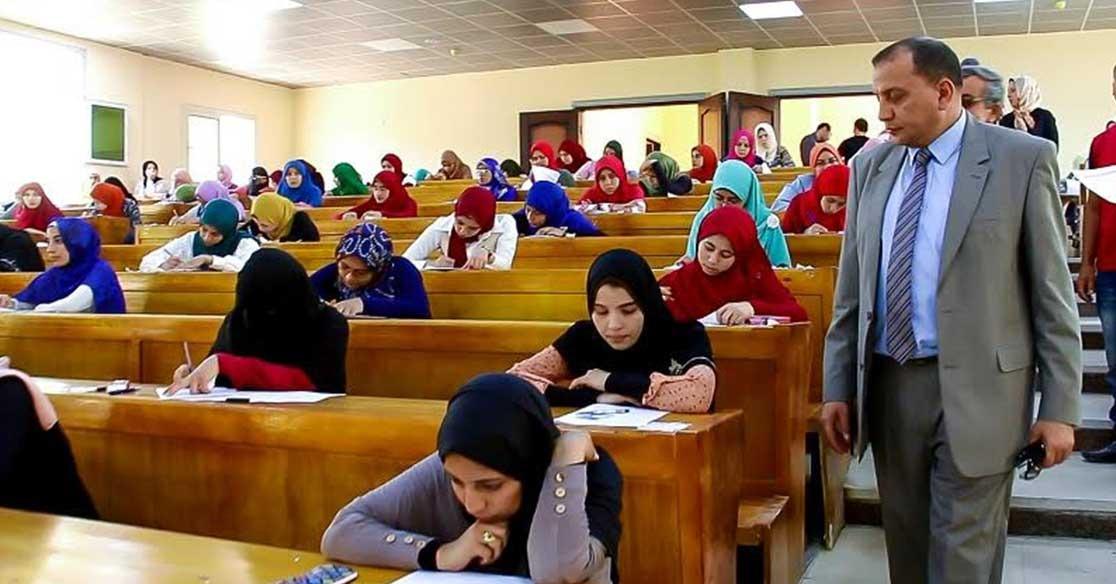 رئيس جامعة بني سويف يشدد على البدء في صيانة المنشآت بعد الامتحانات