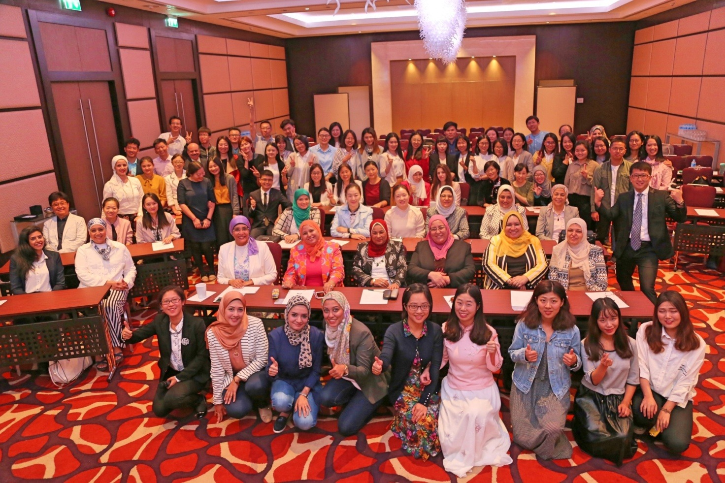 «كونفوشيوس» بجامعة القاهرة ينظم الدورة الثامنة لمنتدى طرق تدريس اللغة الصينية