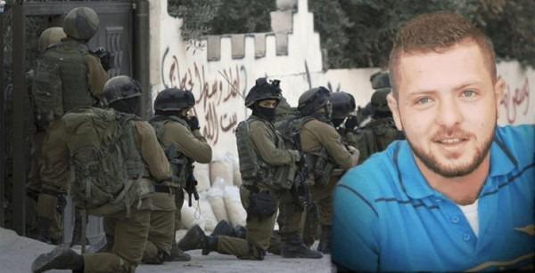 الجيش الإسرائيلي يحتفل باغتيال الشاب الفلسطيني أحمد نصر جرار