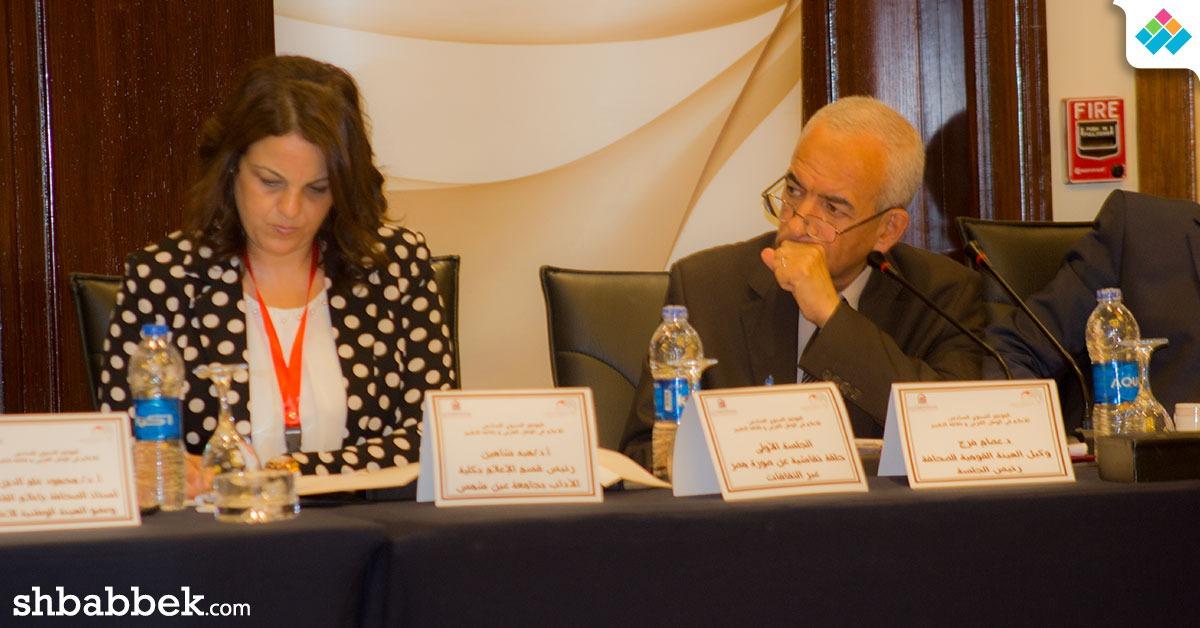 مدير المركز الإعلامي بـ«عين شمس»: ماسبيرو أمن قومي لا يمكن المساس به