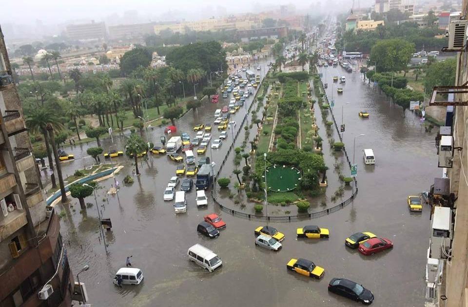 الأرصاد.. طقس الإثنين معتدل وأمطار بالإسكندرية
