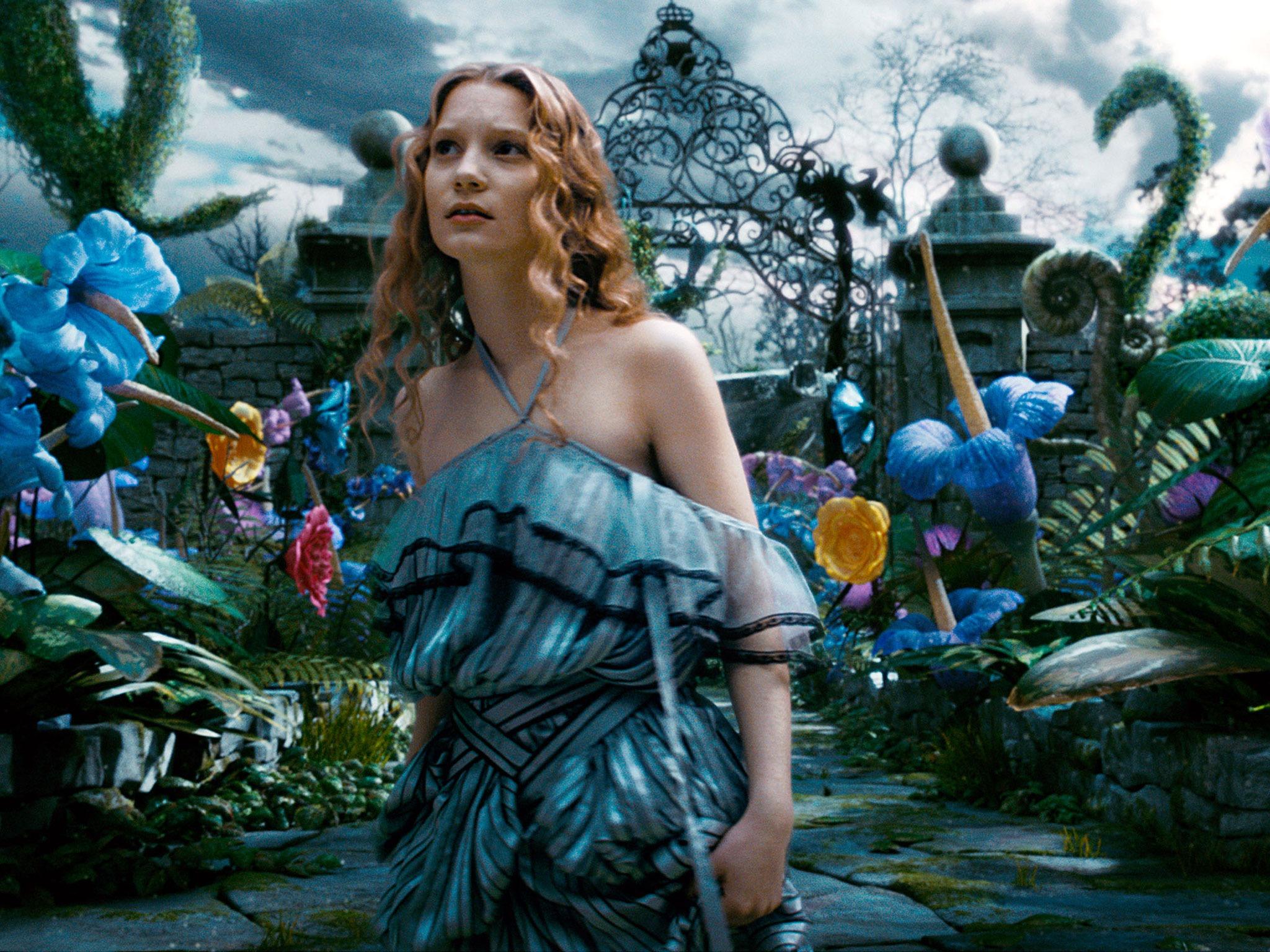 فانتازيا وإثارة في فيلم «Alice in Wonderland» الليلة